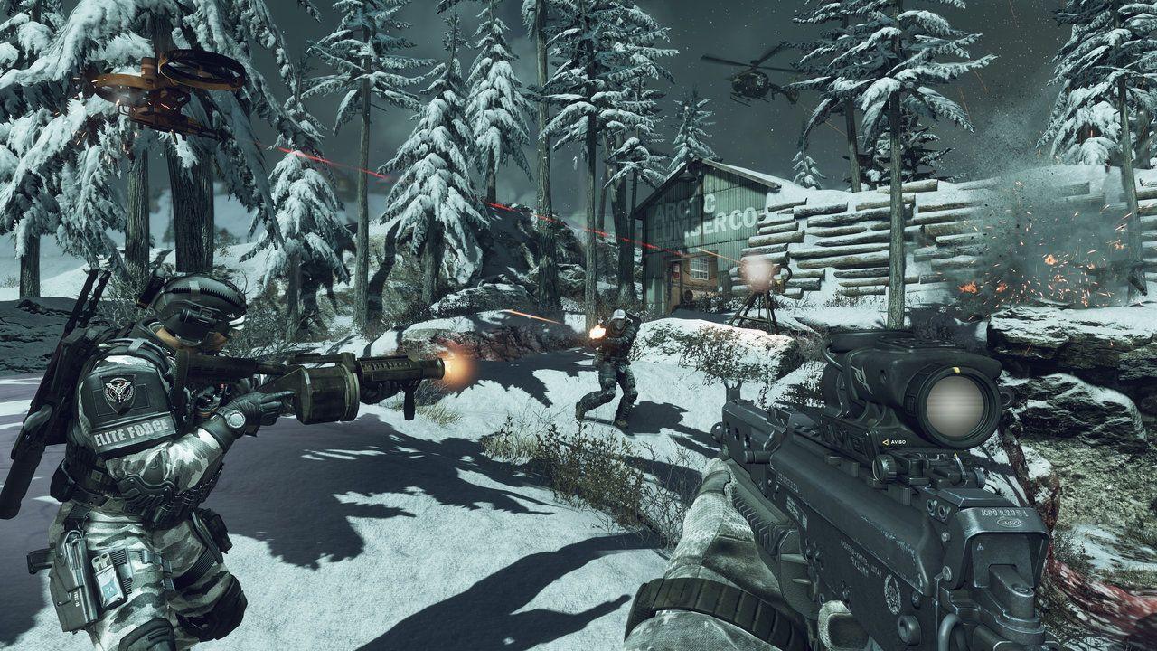 بازی Call Of Duty Ghosts