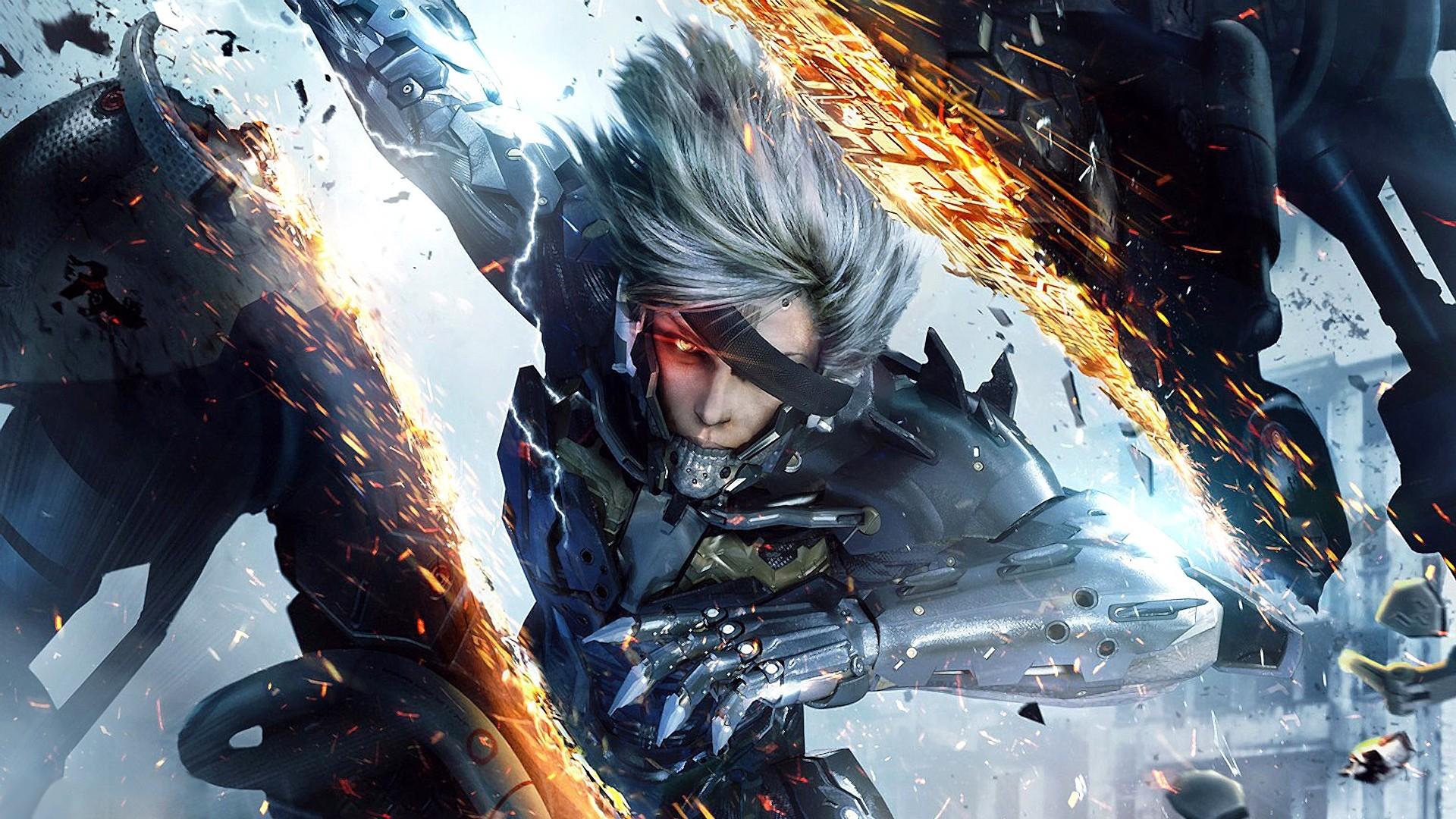 Metal Gear Rising Revengeance Steam Key   Region Free   Multilanguage
