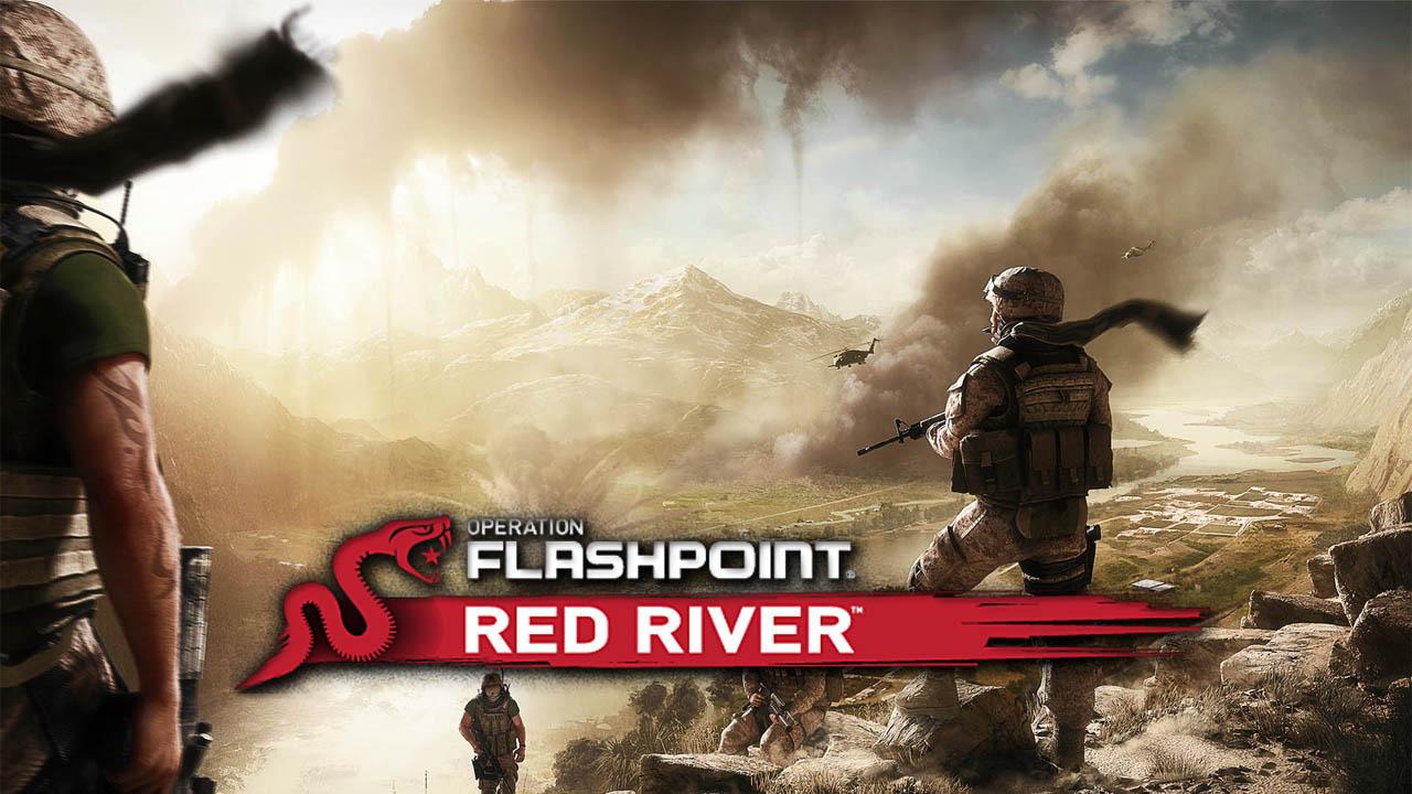 Operation Flashpoint Red River Steam Key   Region Free   Multilanguage