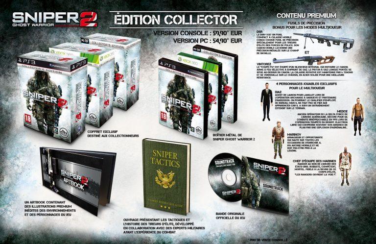 Sniper Ghost Warrior 2 Collector's Edition Steam Key | Region Free | Multilanguage