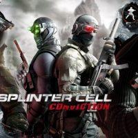 اکانت اریجینال یوپلی بازی Splinter Cell Conviction Deluxe Edition | با ایمیل اکانت