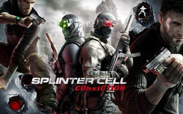 خرید اکانت بازی Splinter Cell Conviction