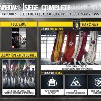 Tom Clancy's Rainbow Six Siege Complete Edition Uplay Key   Region Free   MULTi