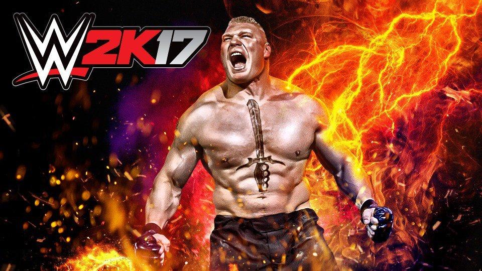 WWE 2K17 Steam Key   Europe   Multilanguage