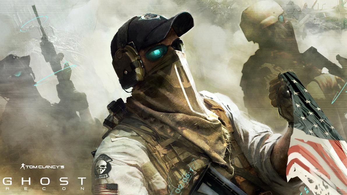 خرید اکانت بازی Tom Clancy's Ghost Recon Future Soldier