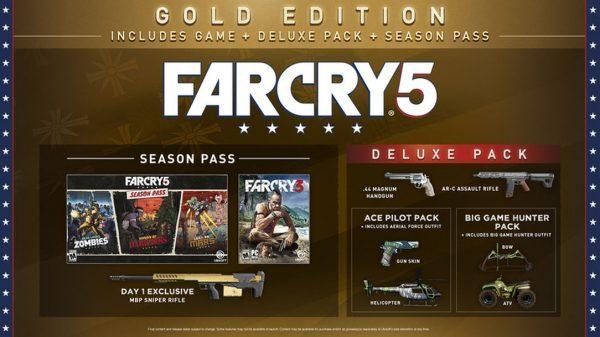 خرید اکانت بازی Far Cry 5 + Season Pass | با قابلیت تغییر ایمیل و پسورد