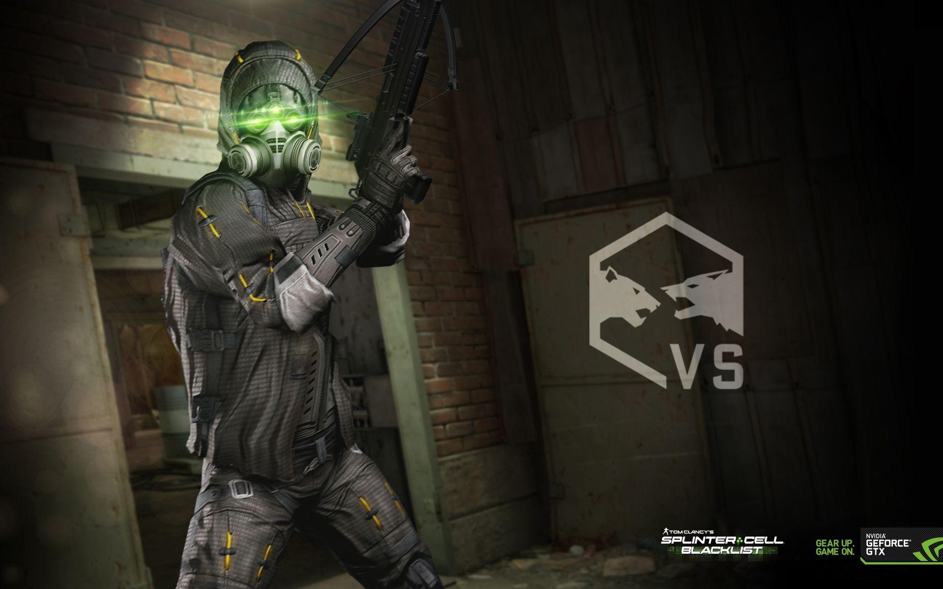بازی Splinter Cell Blacklist
