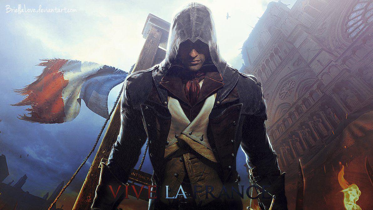 بازی Assassins Creed Unity