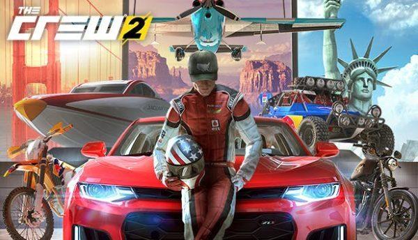 خرید اکانت بازی The Crew 2 | با قابلیت تغییر ایمیل و پسورد