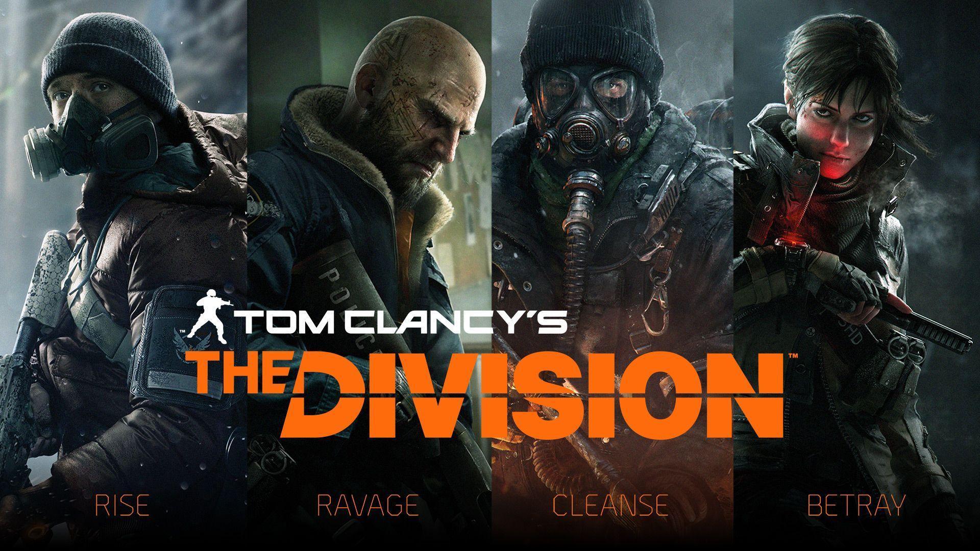 بازی The Division