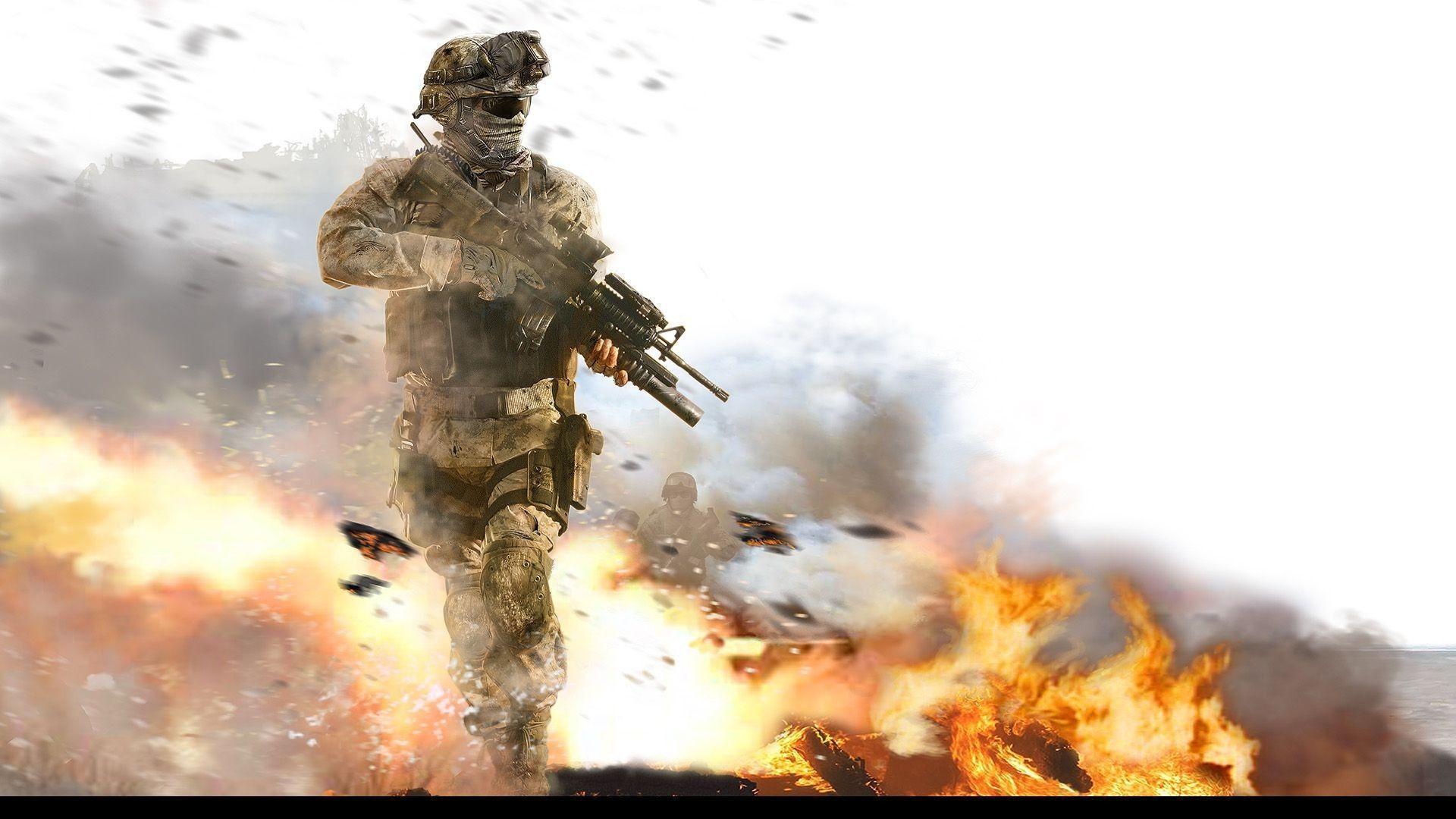 بازی Call Of Duty Modern Warfare 2