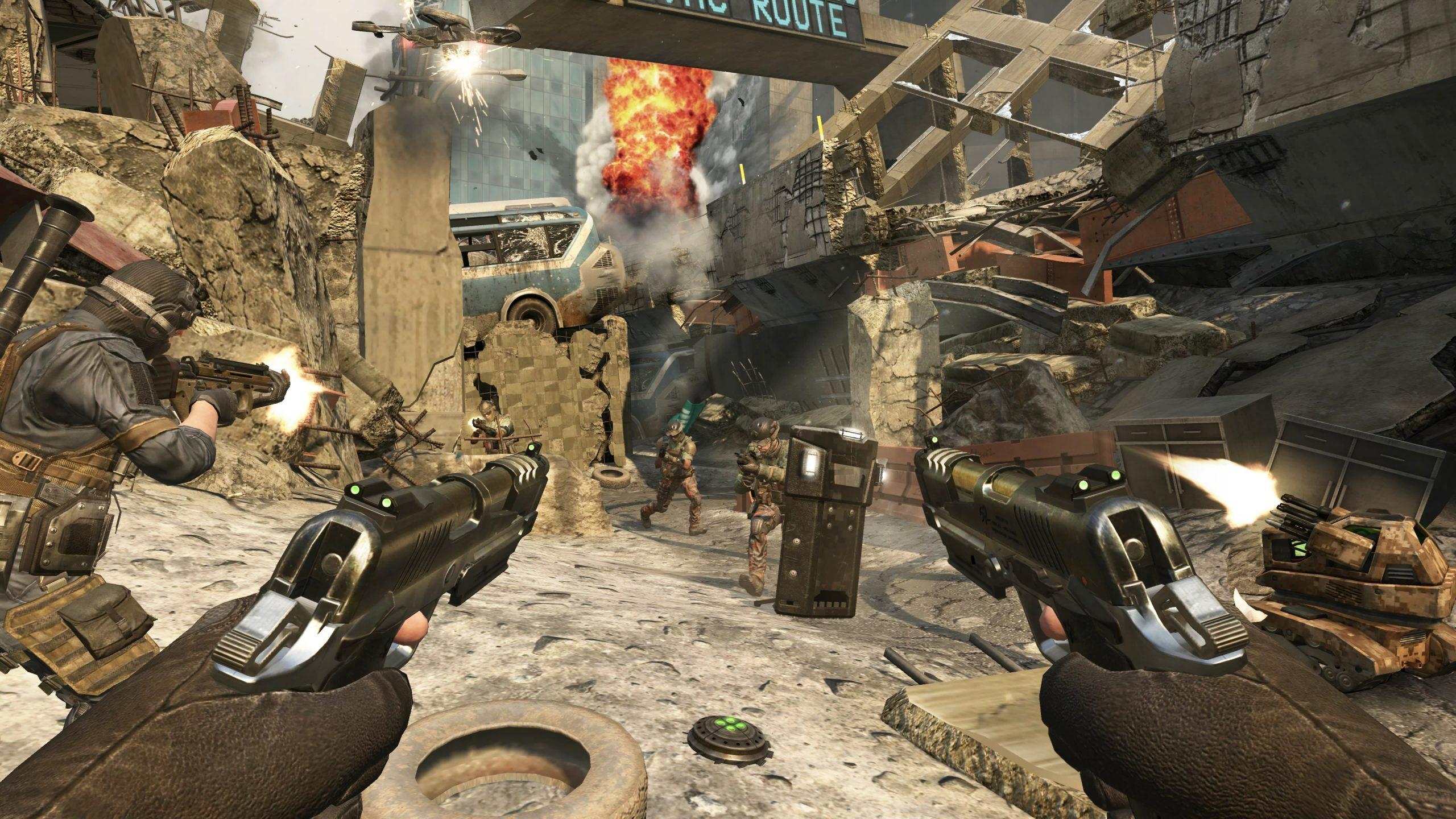 بازی Call Of Duty Black Ops II