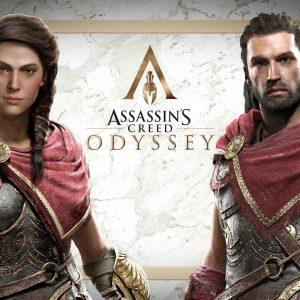 خرید اکانت بازی Assassins Creed Odyssey | با قابلیت تغییر ایمیل و پسورد