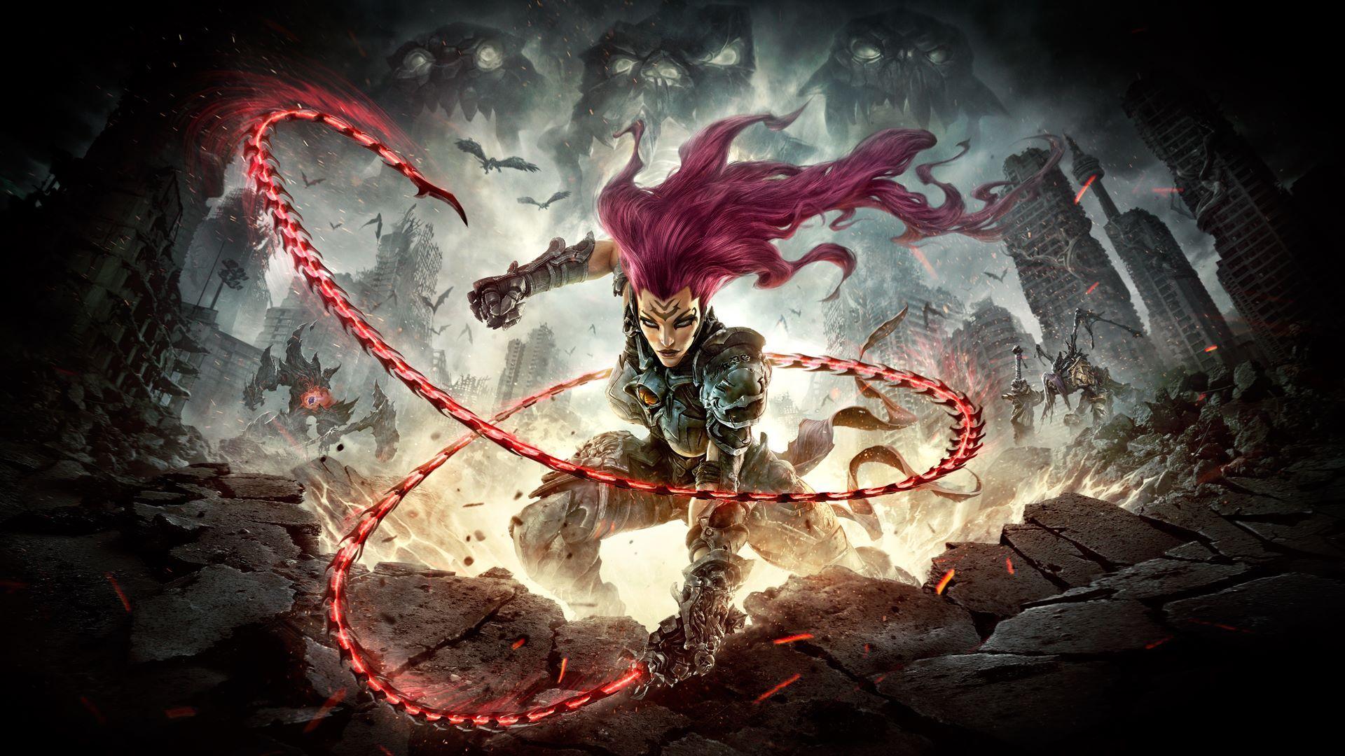 سی دی کی اریجینال استیم بازی Darksiders III
