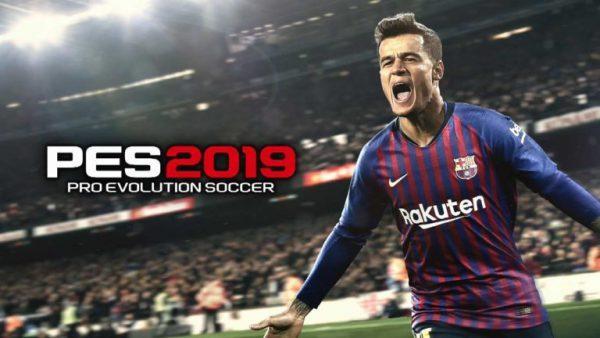 خرید استیم گیفت بازی Pro Evolution Soccer 2019
