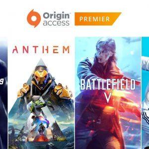 خرید اکانت Origin Access Premier