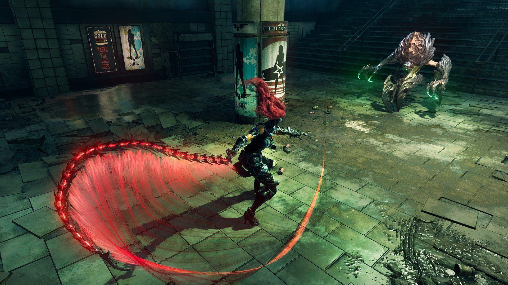 بازی Darksiders III