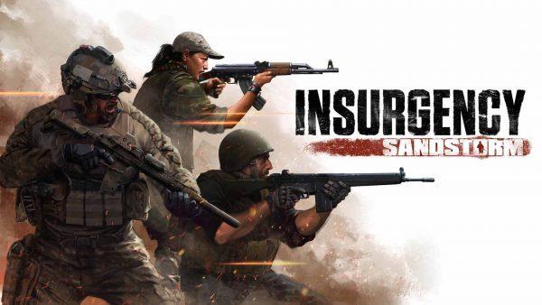 خرید اکانت اریجینال و قانونی بازی Insurgency Sandstorm