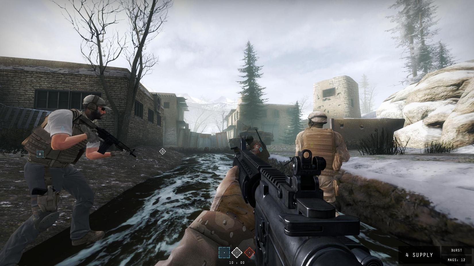 بازی Insurgency