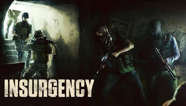 خرید سی دی کی اریجینال استیم بازی Insurgency