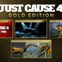 خرید اکانت اریجینال و قانونی بازی Just Cause 4 Gold Edition