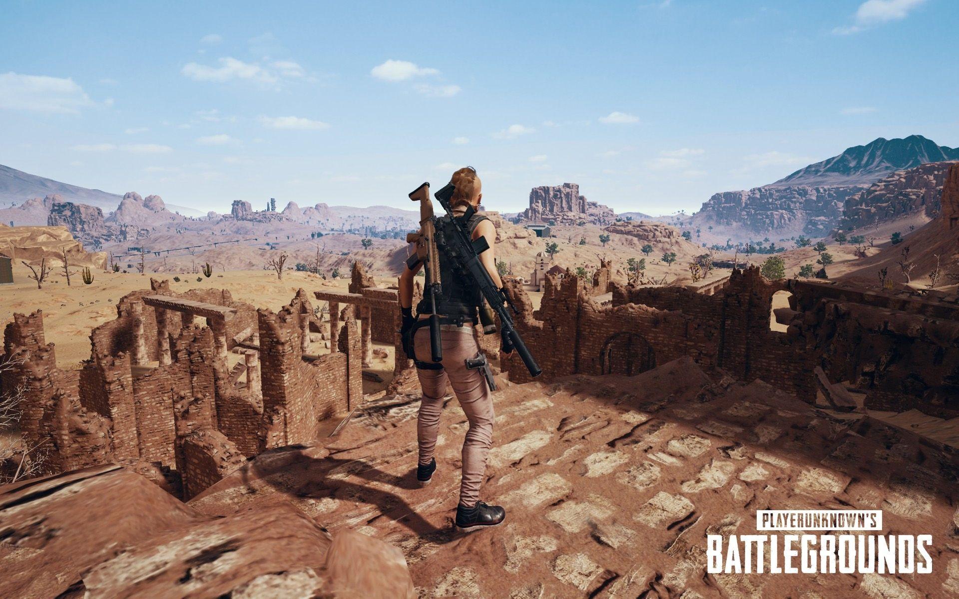 بازی PlayerUnknown's Battlegrounds