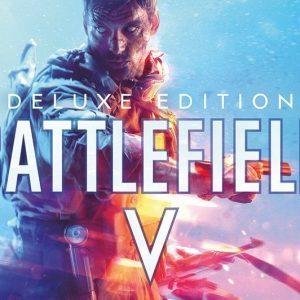 خرید سی دی کی اریجینال بازی Battlefield V Deluxe