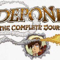 خرید اکانت اریجینال استیم بازی Deponia The Complete Journey