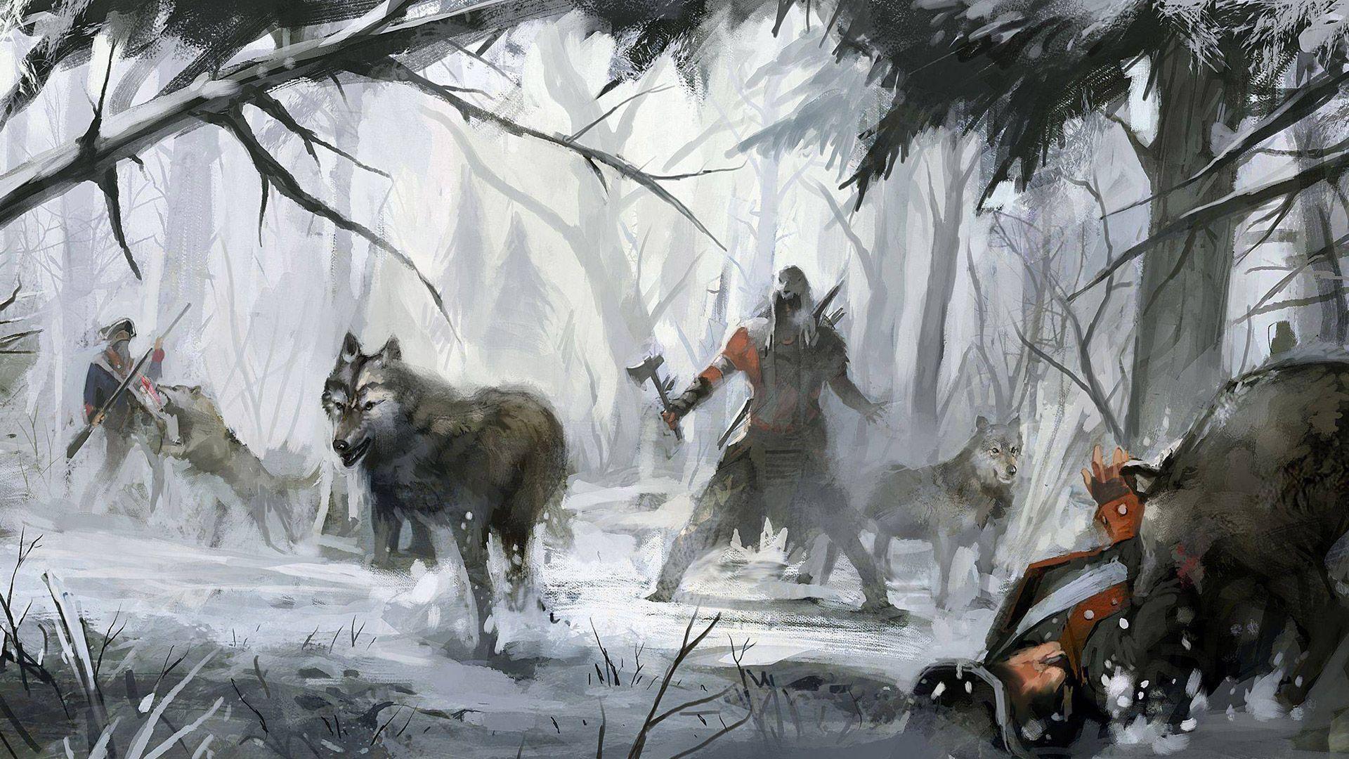 بازی Assassins Creed III