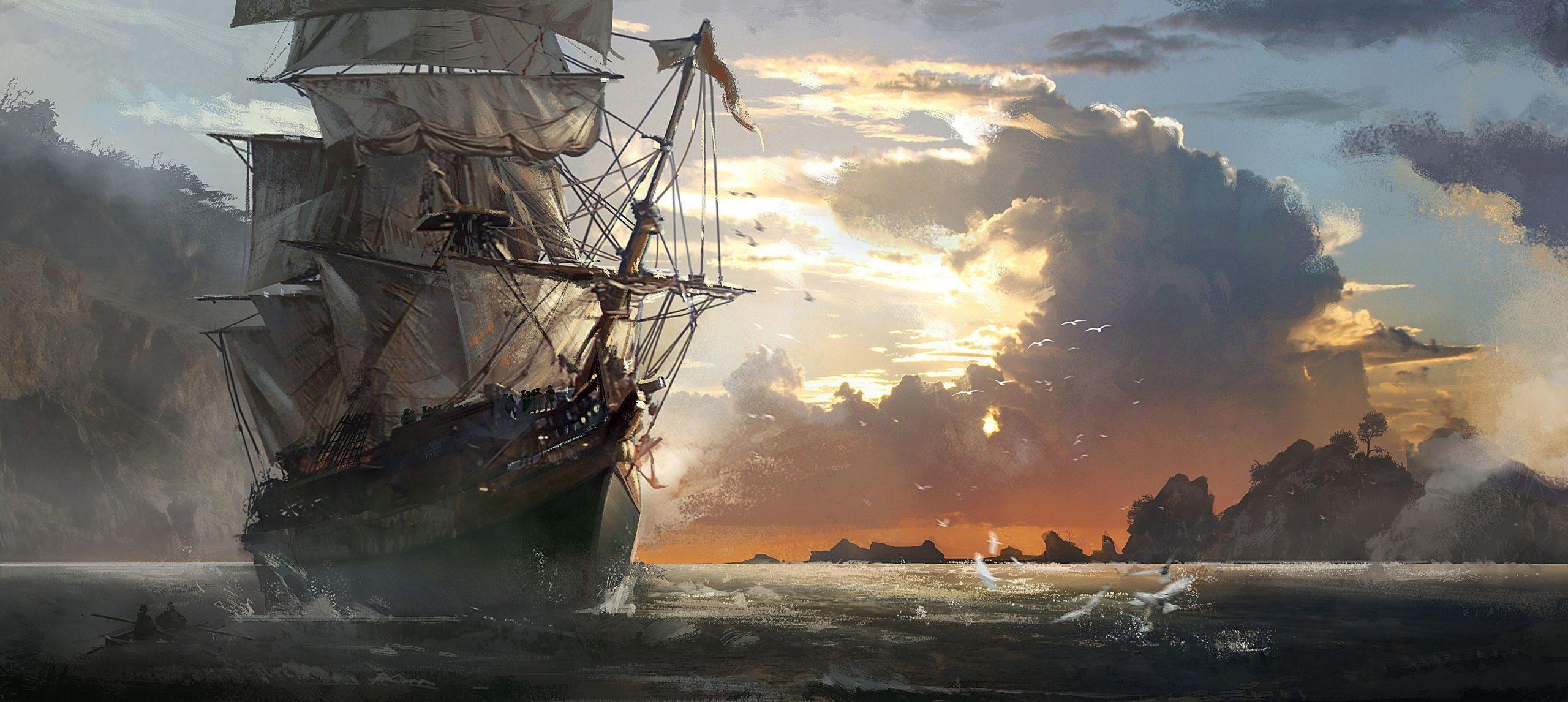 بازی Assassins Creed IV Black Flag