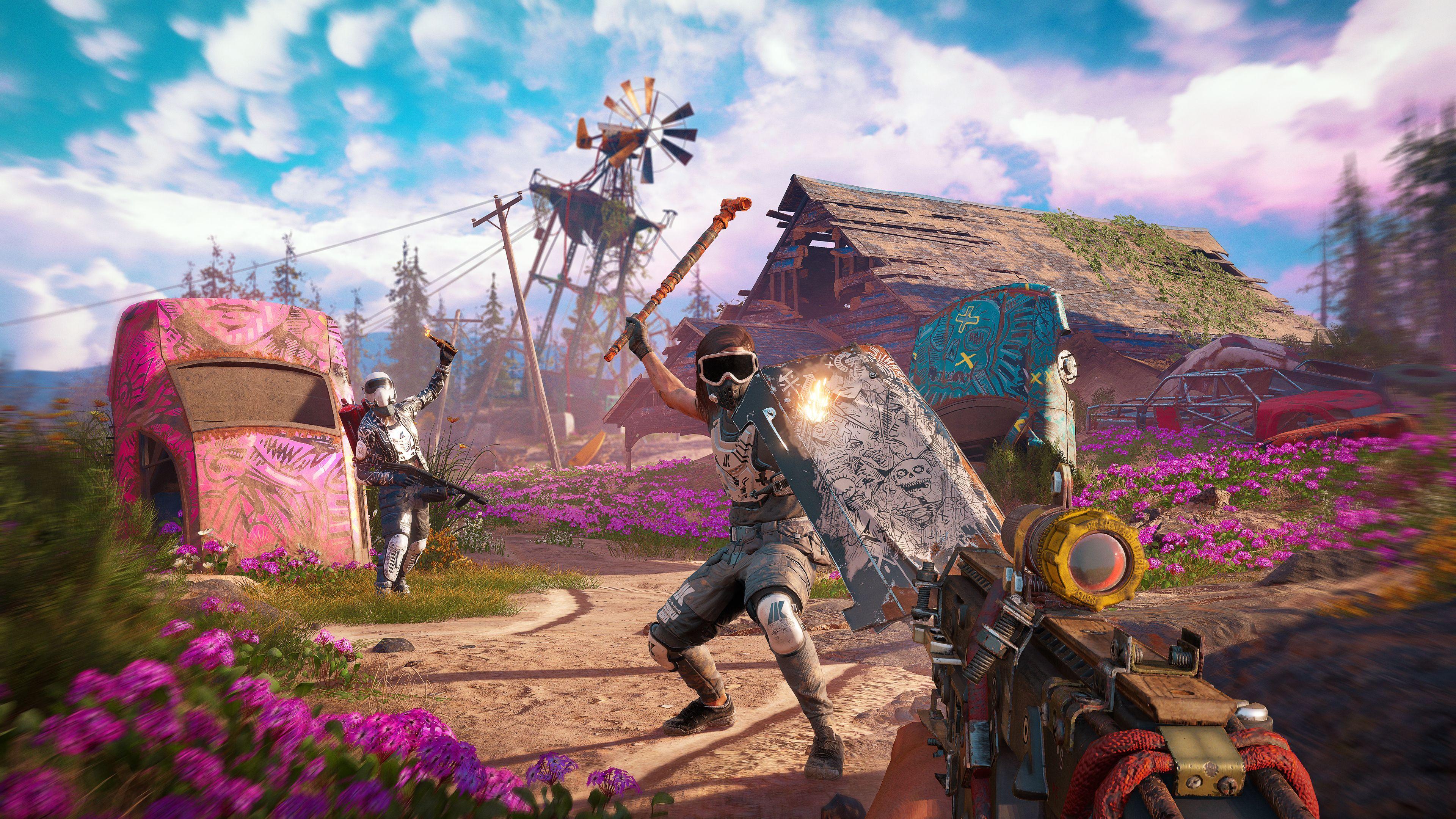 بازی Far Cry New Dawn Deluxe Edition
