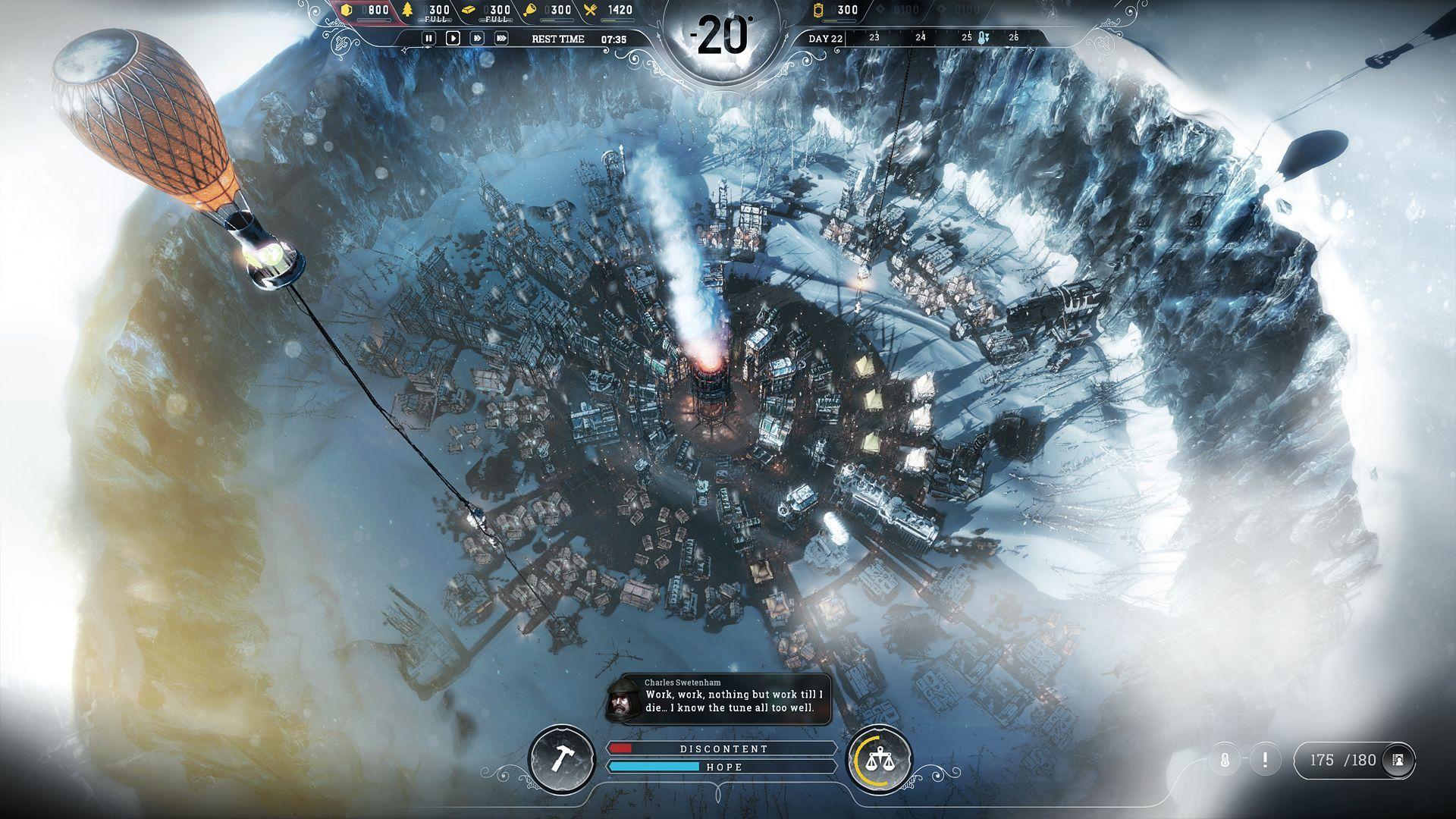 بازی Frostpunk