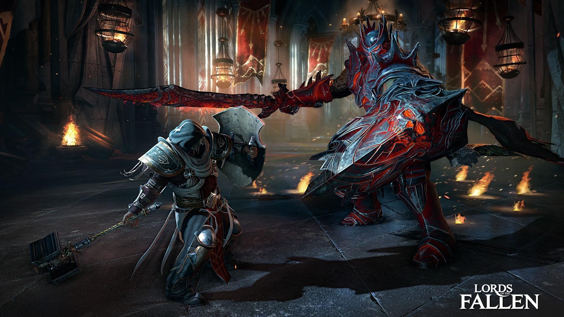بازی Lords Of The Fallen GOTY