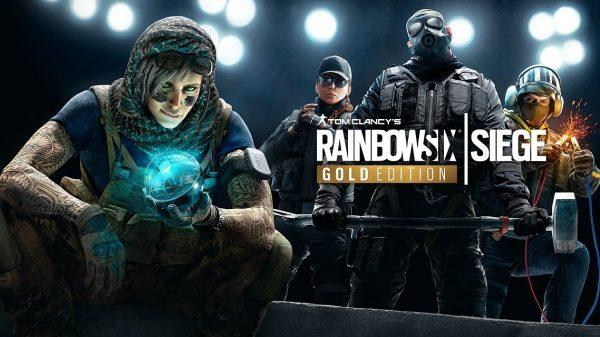 خرید CD Key اریجینال یوپلی بازی Tom Clancy's Rainbow Six Siege Gold Edition
