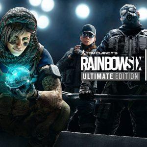 خرید CD Key اریجینال یوپلی بازی Tom Clancy's Rainbow Six Siege Ultimate Edition