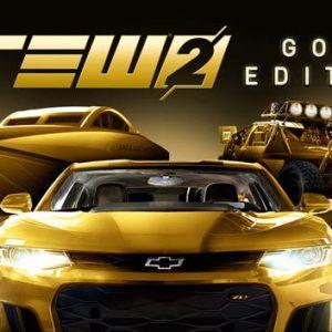 خرید سی دی کی اریجینال یوپلی بازی The Crew 2 Gold Edition