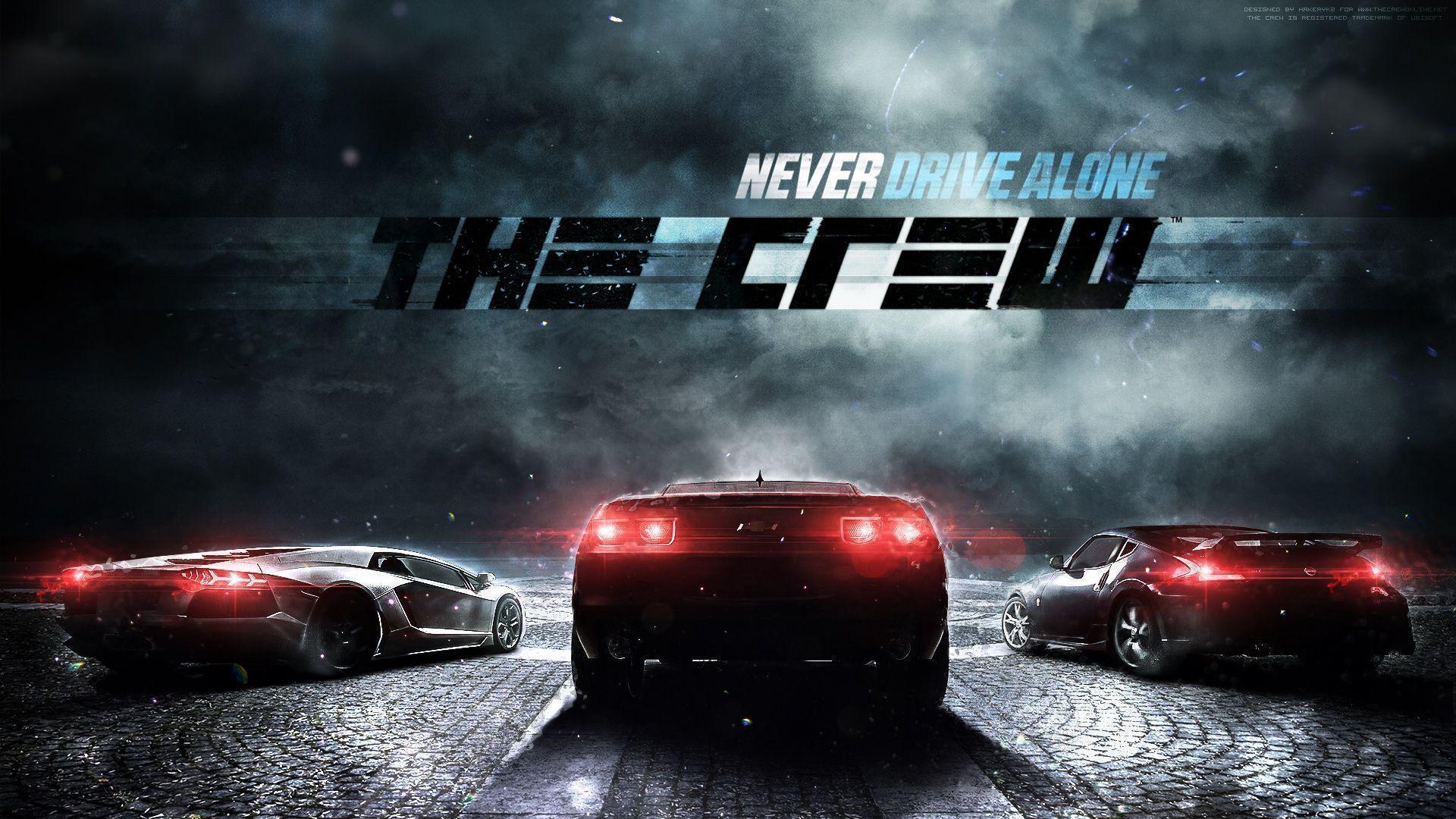 بازی The Crew