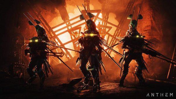 خرید اکانت بازی Anthem Legion Of Dawn Edition | با قابلیت تغییر ایمیل و پسورد