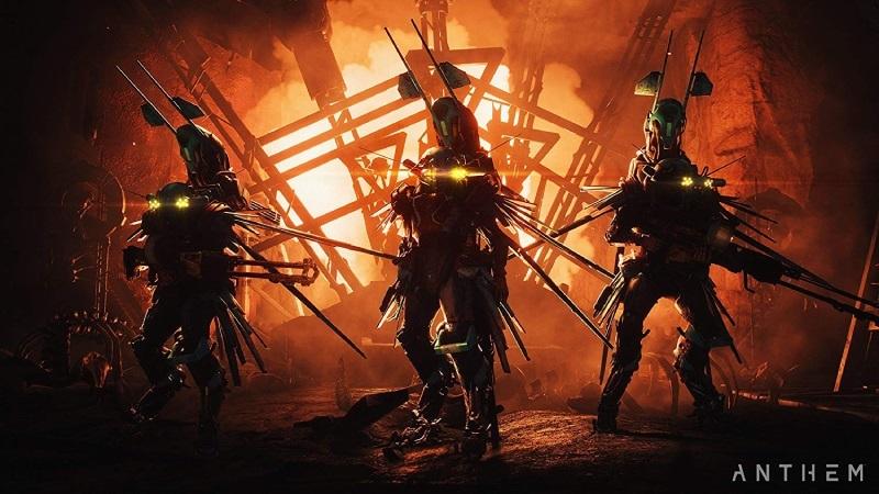 خرید اکانت بازی Anthem Legion Of Dawn Edition