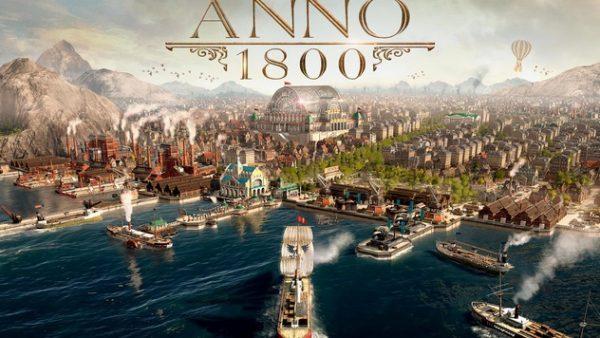 خرید سی دی کی اریجینال یوپلی بازی Anno 1800