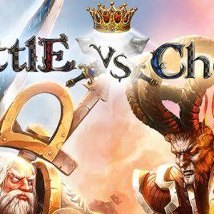 خرید سی دی کی اریجینال استیم بازی Battle vs Chess