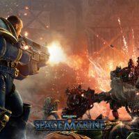 خرید سی دی کی اریجینال استیم بازی Warhammer 40,000 Space Marine