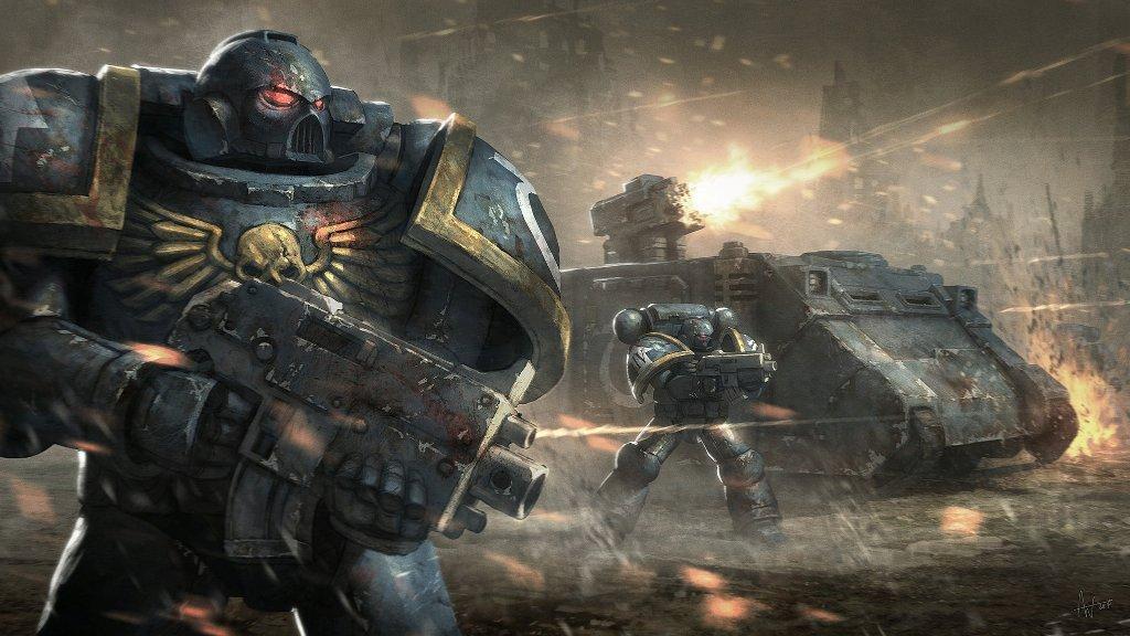 بازی Warhammer 40,000 Space Marine