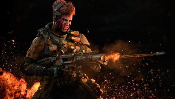 خرید سی دی کی اریجینال بازی Call Of Duty Black Ops IIII / 4   ریجن روسیه