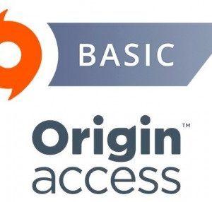 خرید اکانت Origin Access Basic