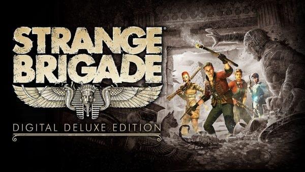 خرید اکانت اریجینال استیم بازی Strange Brigade Deluxe Edition