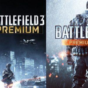 خرید اکانت بازی BF3 Premium + BF4 Premium | با ایمیل اکانت و امکان تغییر مشخصات