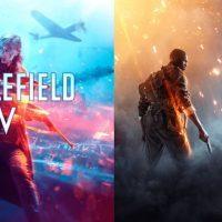 خرید اکانت بازی Battlefield V + Battlefield 1 | با ایمیل اکانت و امکان تغییر ایمیل و پسورد