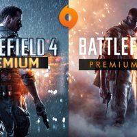 خرید اکانت بازی BF1 Premium + BF4 Premium | با ایمیل اکانت و امکان تغییر مشخصات