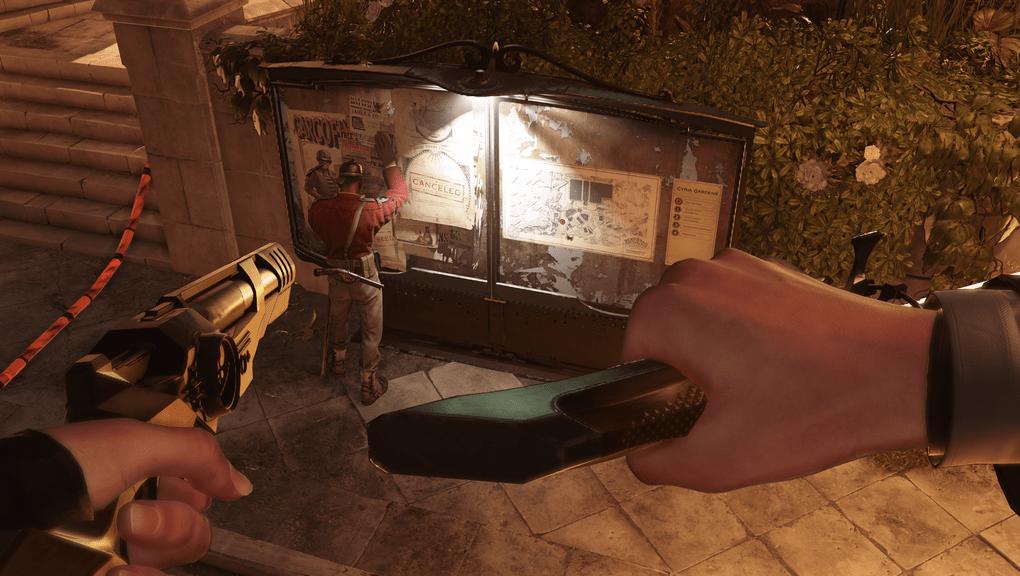 اکانت قانونی بازی Dishonored 2 برای PS4 | ریجن امریکا